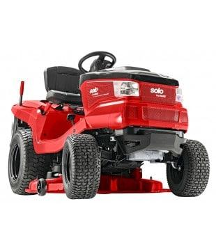 AL-KO SOLO T20-105 HDE V2 ride on lawnmower