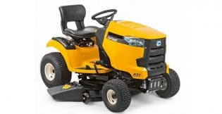 Cub Cadet XT1 OS107 ride on mower