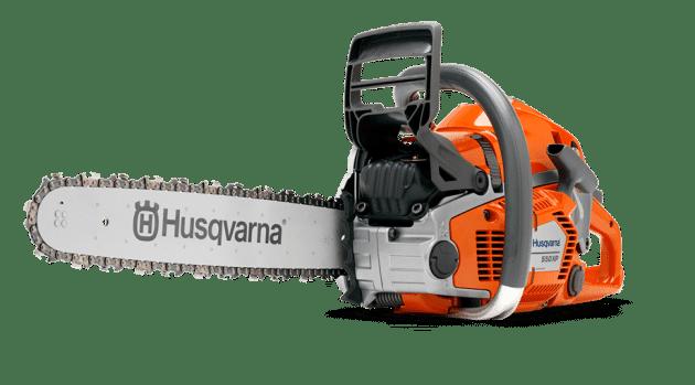 Husqvarna 550 XP chainsaw