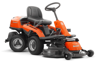 Husqvarna R 214TC ride on mower
