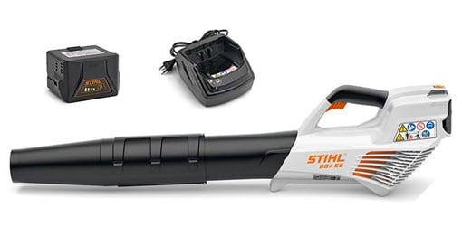 Stihl BGA 56 leaf blower