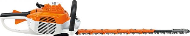 Stihl HS 56 C E hedge trimmer horizontal view