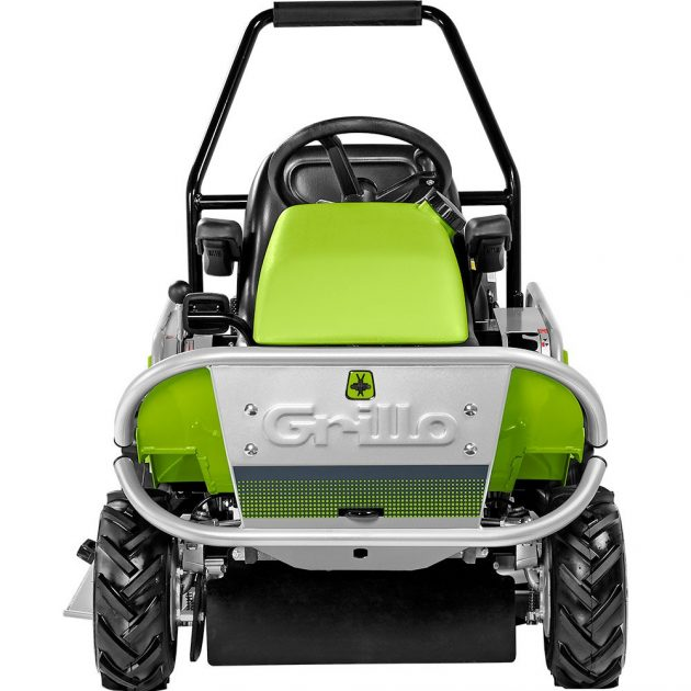 grillo climber 9.22 lawn mower from the back